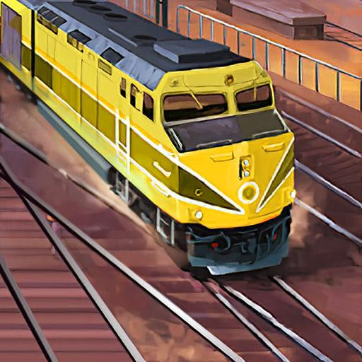 Train Station: ट्रेन भार परिवहन सिम्युलेटर आइकन
