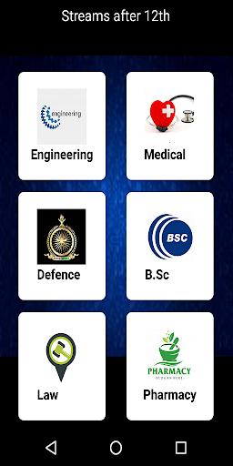 Career Guide 3 تصوير الشاشة