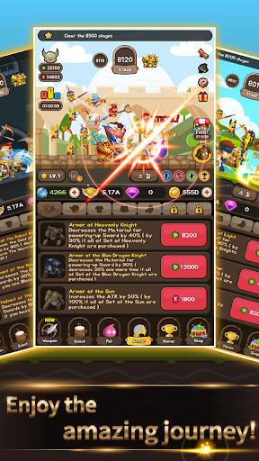 [VIP]  9 God Blessing Knight - Cash Knight screenshot 4