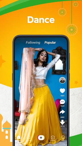 Zili - Short Video App for India | Funny 2 تصوير الشاشة