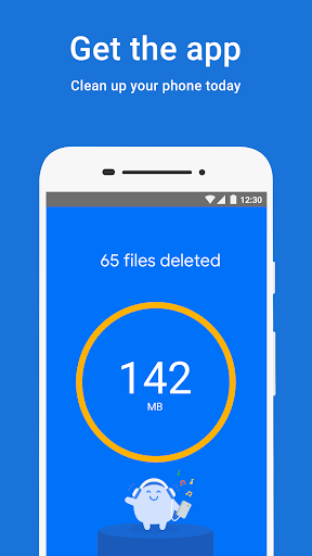Files by Google: Clean up space on your phone screenshot 7
