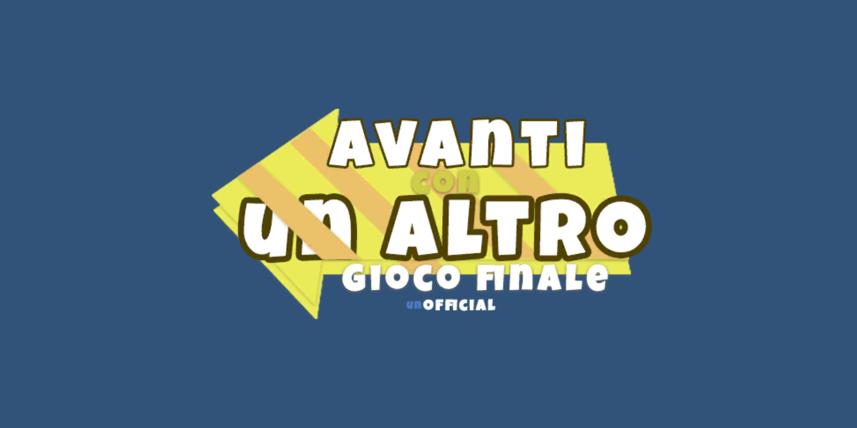Avanti Con Un Altro - quiz 2020 1 تصوير الشاشة