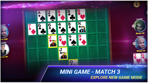 Poker Offline 7 تصوير الشاشة
