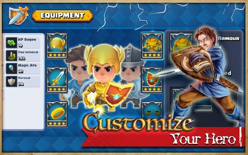 Beast Quest Ultimate Heroes 3 تصوير الشاشة