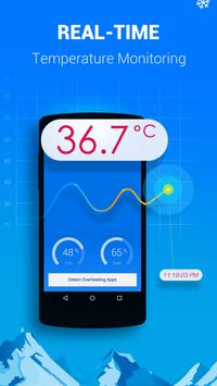 Cooling Master - Phone Cooler Free, CPU better screenshot 1