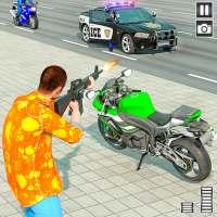 Grand Gangster Crime City War:Gangster Crime Games on 9Apps
