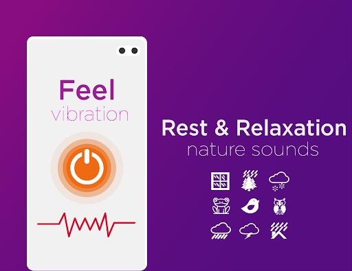 Vibration App - vibrator strong massage screenshot 1