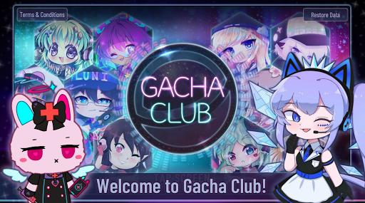 Gacha Club скриншот 1