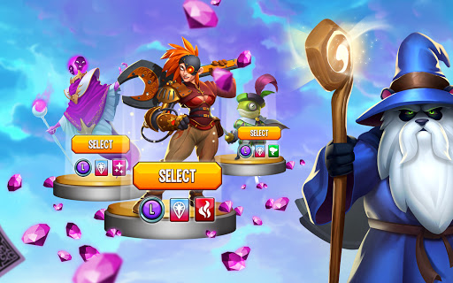 Monster Legends: Breed, Collect and Battle screenshot 16