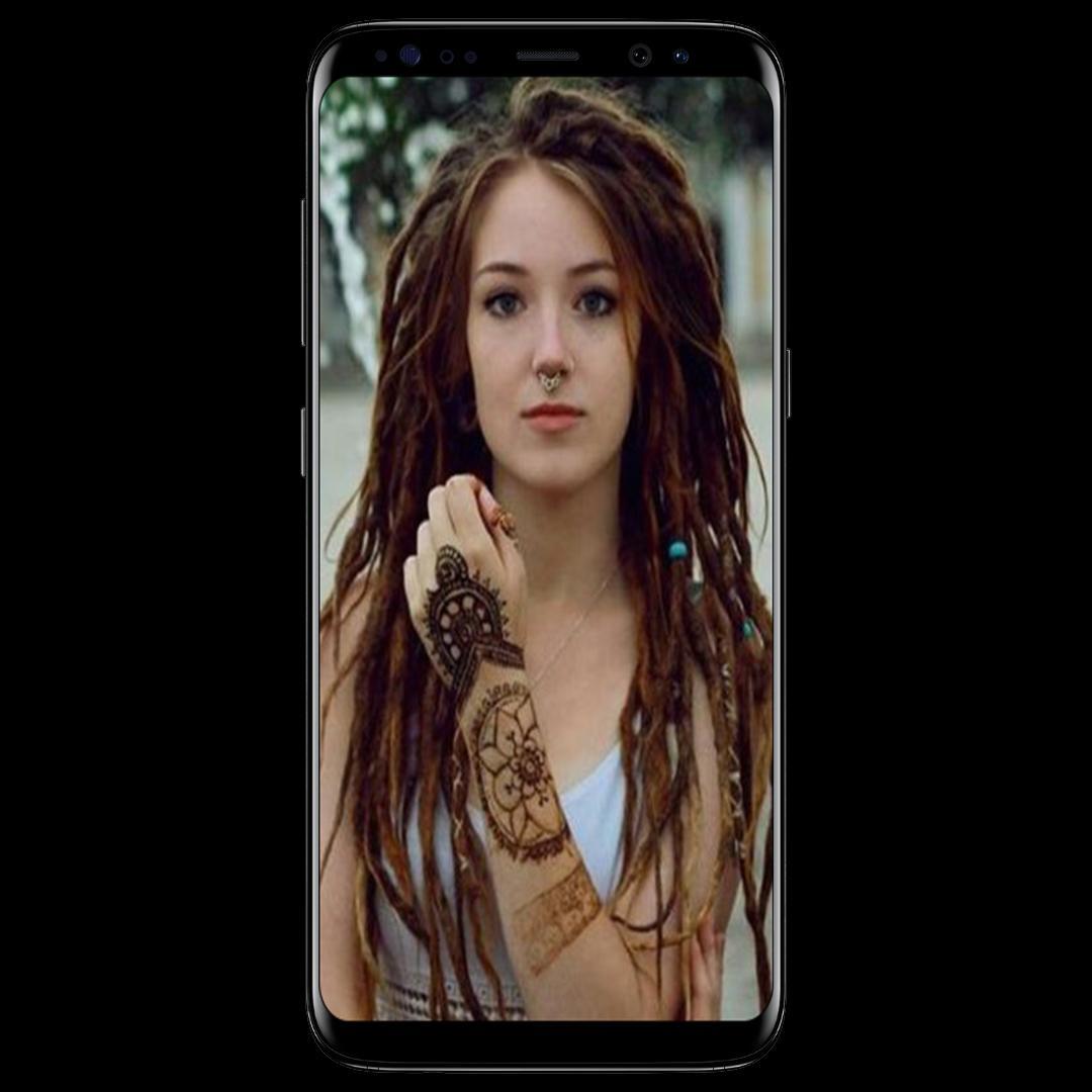 Dreadlocks hairstyles screenshot 7