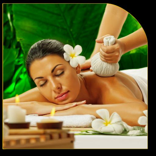 Ayurvedic Body Massage Guide أيقونة