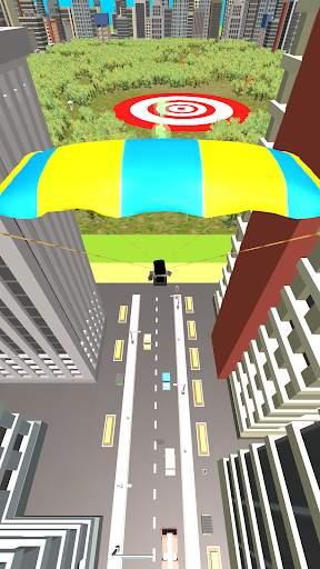 Parachuting screenshot 3