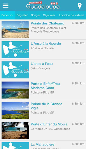 Destination Guadeloupe 2 تصوير الشاشة
