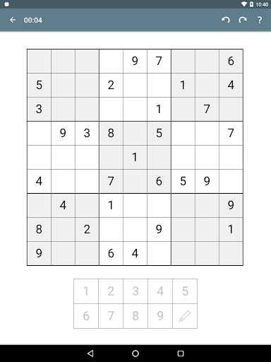Sudoku screenshot 17
