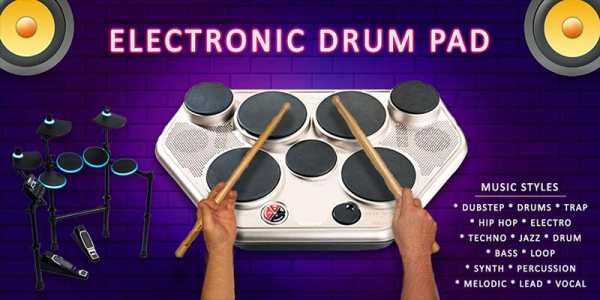 Electro Music Drum Pads 2019 screenshot 1