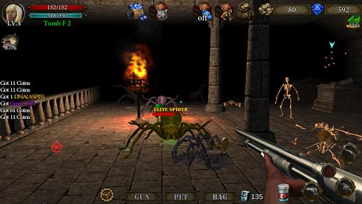 Dungeon Shooter : The Forgotten Temple screenshot 5