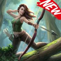 Bow Mistress: Tiny Archery Queen on 9Apps