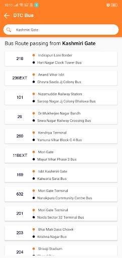 Delhi Metro Map,Route, DTC Bus Number Guide - 2020 screenshot 2