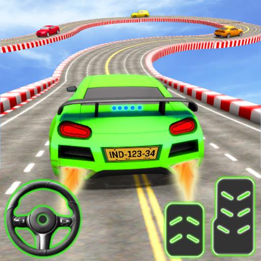 Car Stunt Ramp Race - Impossible Stunt Games icon