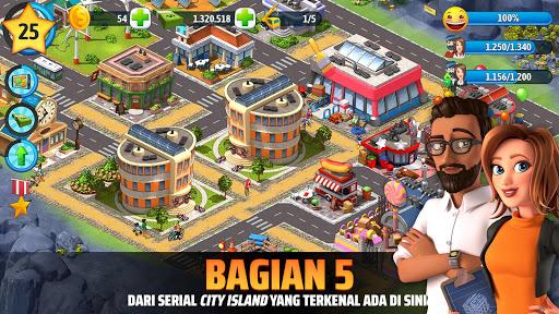 City Island 5 - Tycoon Building Offline Sim Game screenshot 3