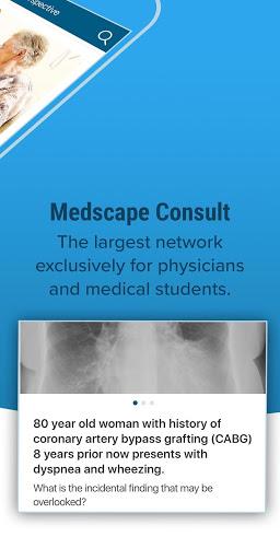 Medscape 4 تصوير الشاشة