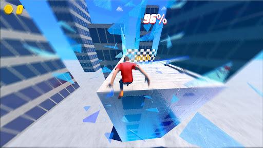 Rooftop Run screenshot 2