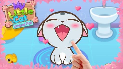 🐈🛁My Little Cat - Virtual Pet screenshot 5