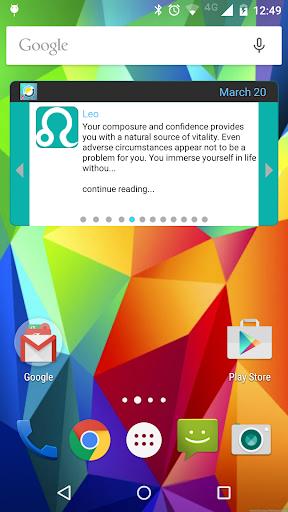 Daily Horoscope 4 تصوير الشاشة