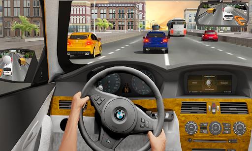 Traffic Highway Car Racer screenshot 2