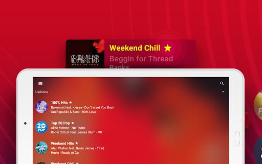 Open FM - الراديو على الإنترنت 8 تصوير الشاشة