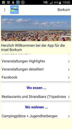 Borkum App für den Urlaub screenshot 12