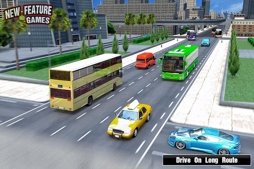 Super Bus Arena: Modern Bus Coach Simulator 2020 screenshot 11