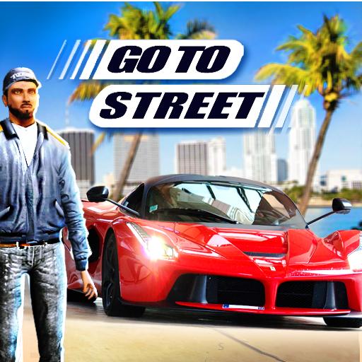 Go To Street أيقونة