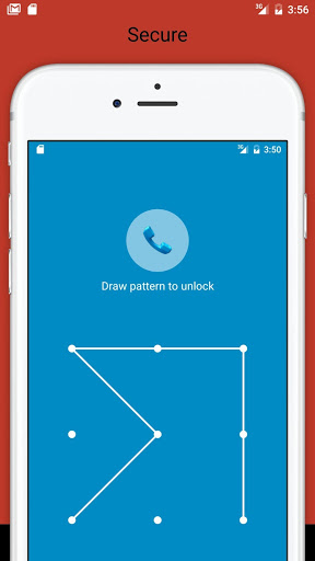 Fingerprint Pattern App Lock screenshot 3