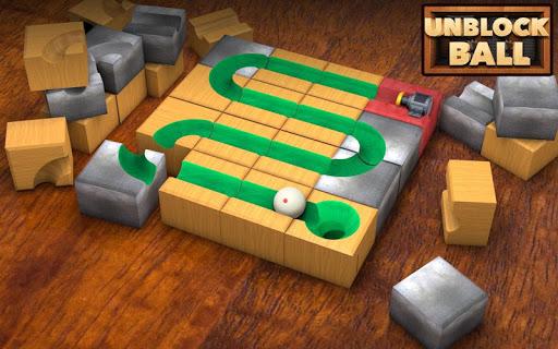 إلغاء الحظر الكرة - بلوك اللغز 11 تصوير الشاشة