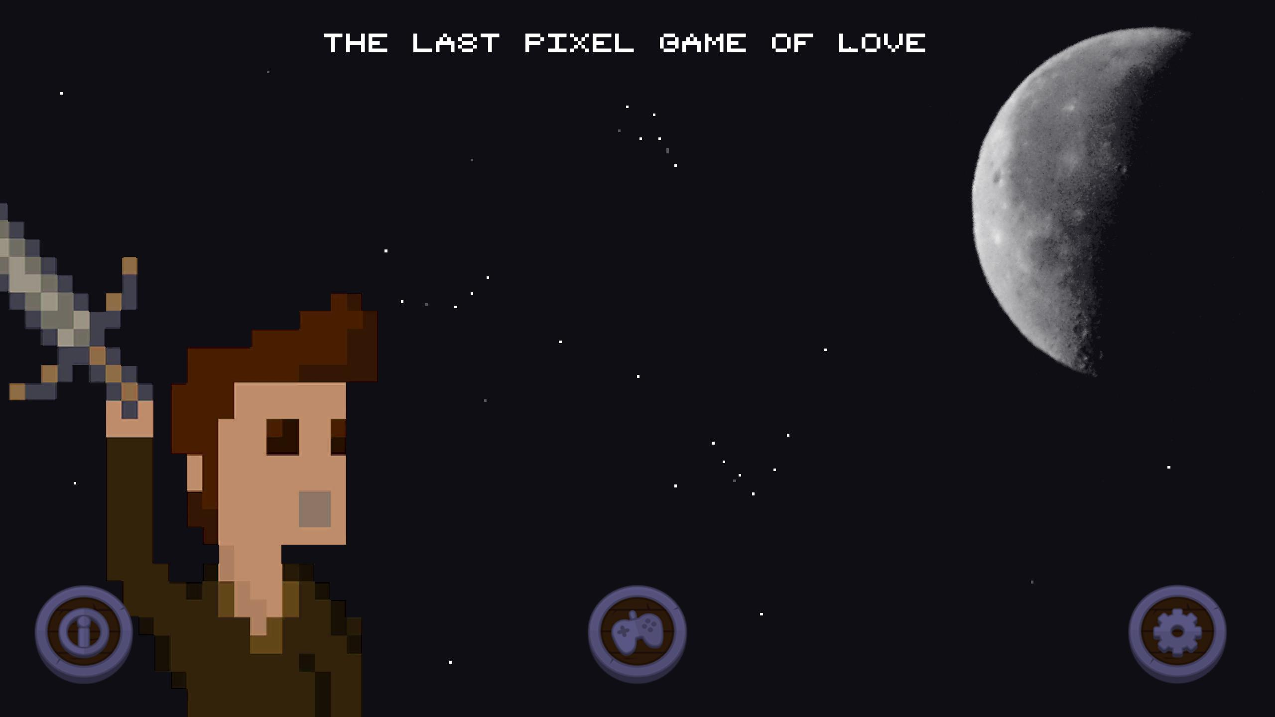 The Last Pixel Game of Love 2 تصوير الشاشة