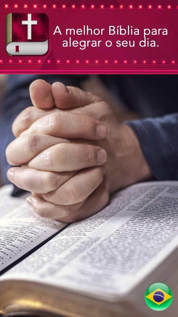 Bíblia Almeida atualizada screenshot 7