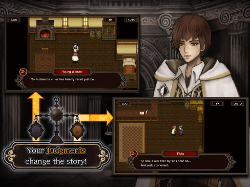 RPG Monochrome Order screenshot 18