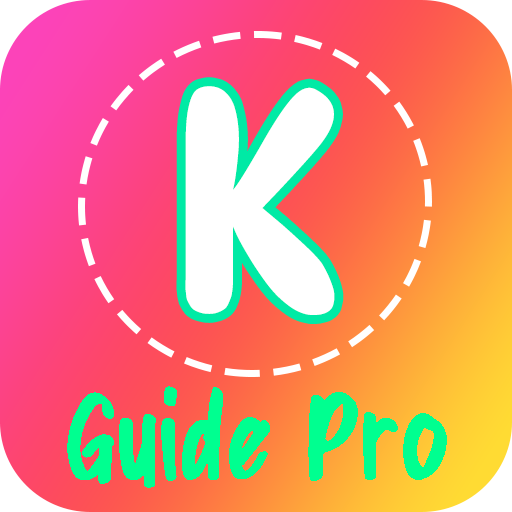 Guide for KINE MASTER Pro Video Editing Tips أيقونة
