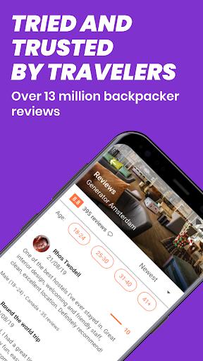 Hostelworld: Hostels & Backpacking Travel App screenshot 5