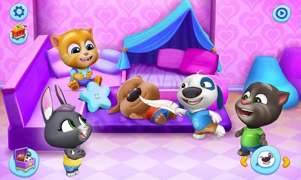 My Talking Tom Friends screenshot 4