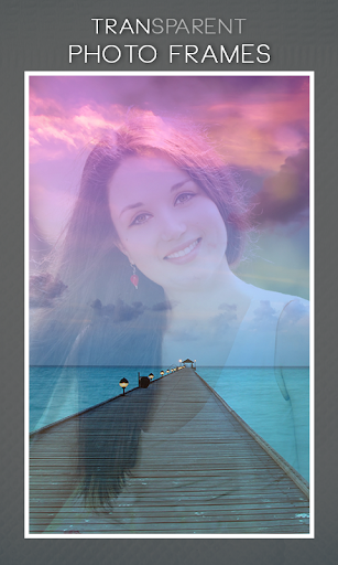 Transparent Photo Frames 8 تصوير الشاشة