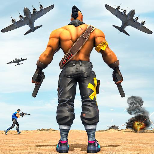 New Gun Shooting Strike - Counter Terrorist Games icon
