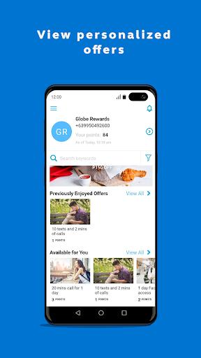 Globe Rewards screenshot 3