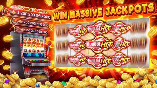 Huuuge Casino Slots - Best Slot Machines 3 تصوير الشاشة