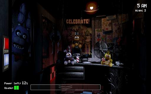 Five Nights at Freddy's screenshot 11