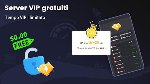 3X VPN - Navigare in sicurezza, Boost screenshot 6