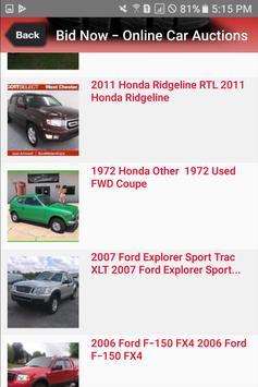 Public Auto Auctions 2 تصوير الشاشة