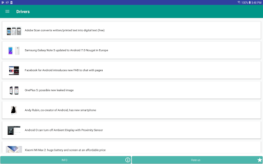 USB Driver for Android Devices screenshot 12