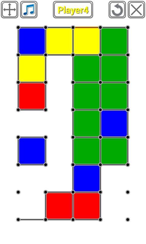 Dots and Boxes screenshot 3